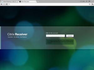 Citrix Receiver